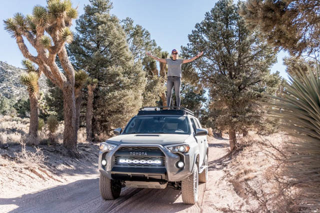 Rig Write Up: Toyota 4Runner TRD PRO - Scout of Mind
