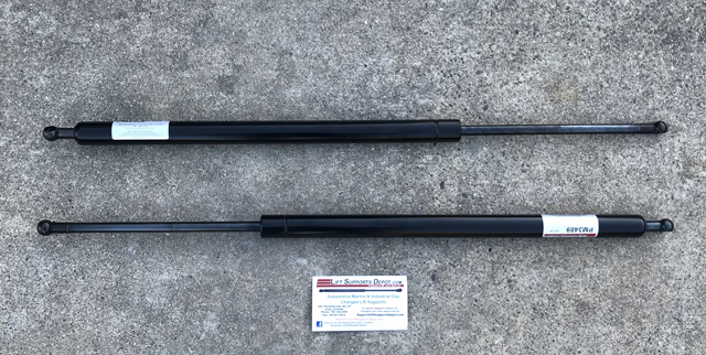 4runner upgraded liftgate strut shocks