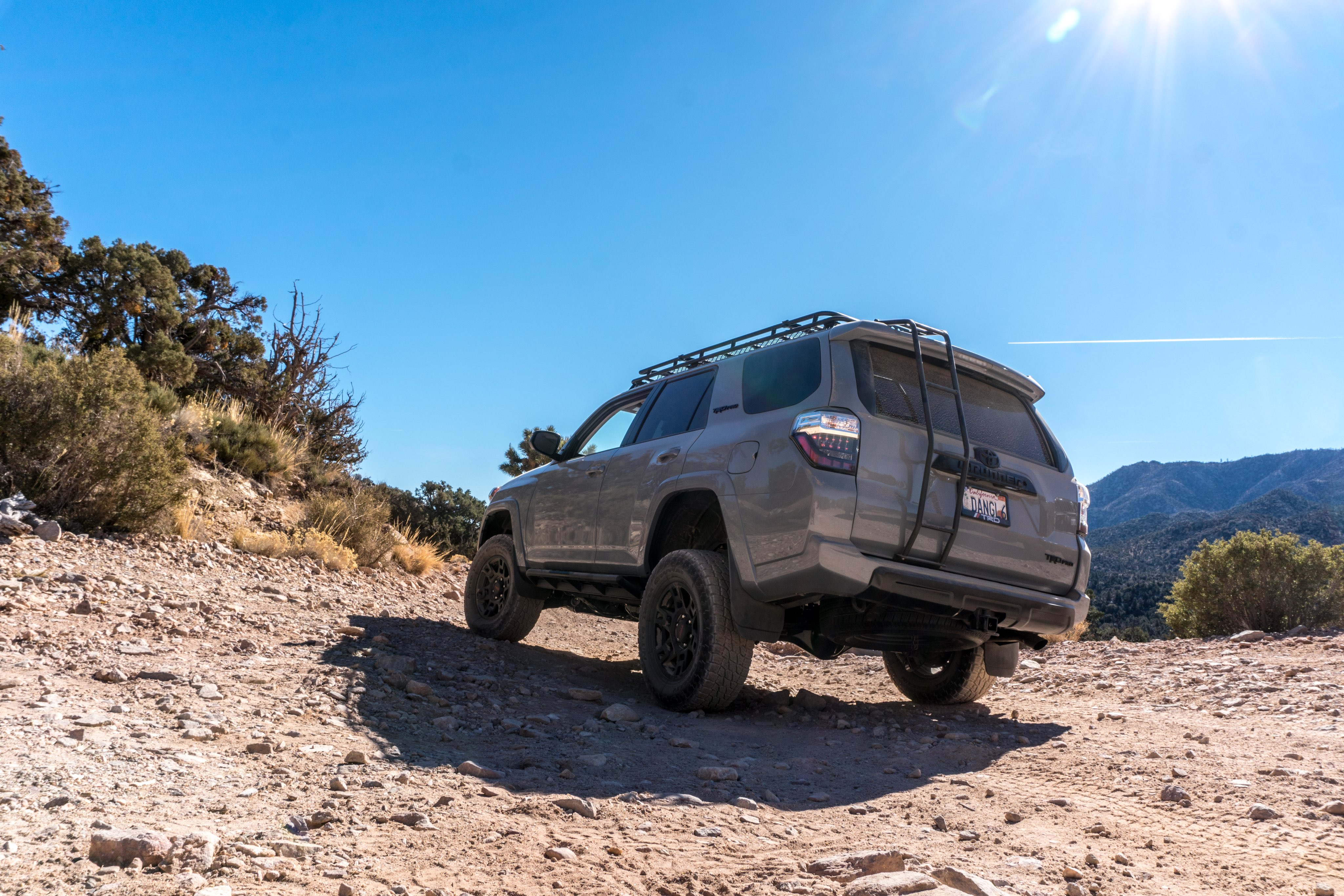 Rig Write Up Toyota 4Runner TRD PRO Scout of Mind