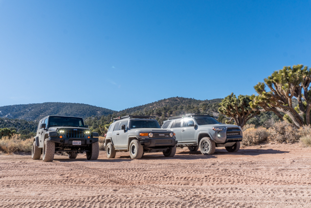 Off Road | Burns Canyon Pioneertown #overland | scoutofmind.com