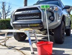 How to Clean a Gobi Rack roof rack 4Runner | scoutofmind.com