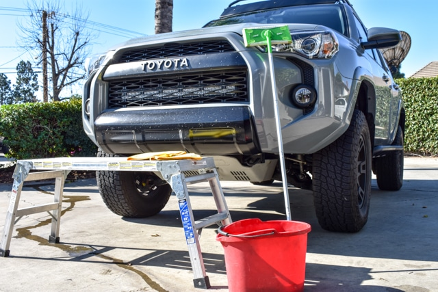 How to Clean a Gobi Rack roof rack 4Runner | scoutofmind.com