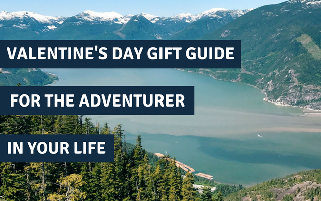 Valentine's Day Gift Guide for the Adventurer in your life | scoutofmind.com