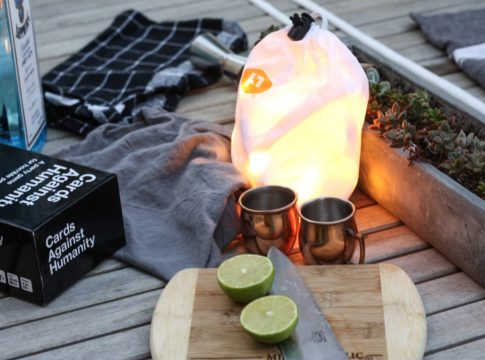 Review of the Luminoodle from Power Practical   Awesome and versatile #camping light   scoutofmind.com