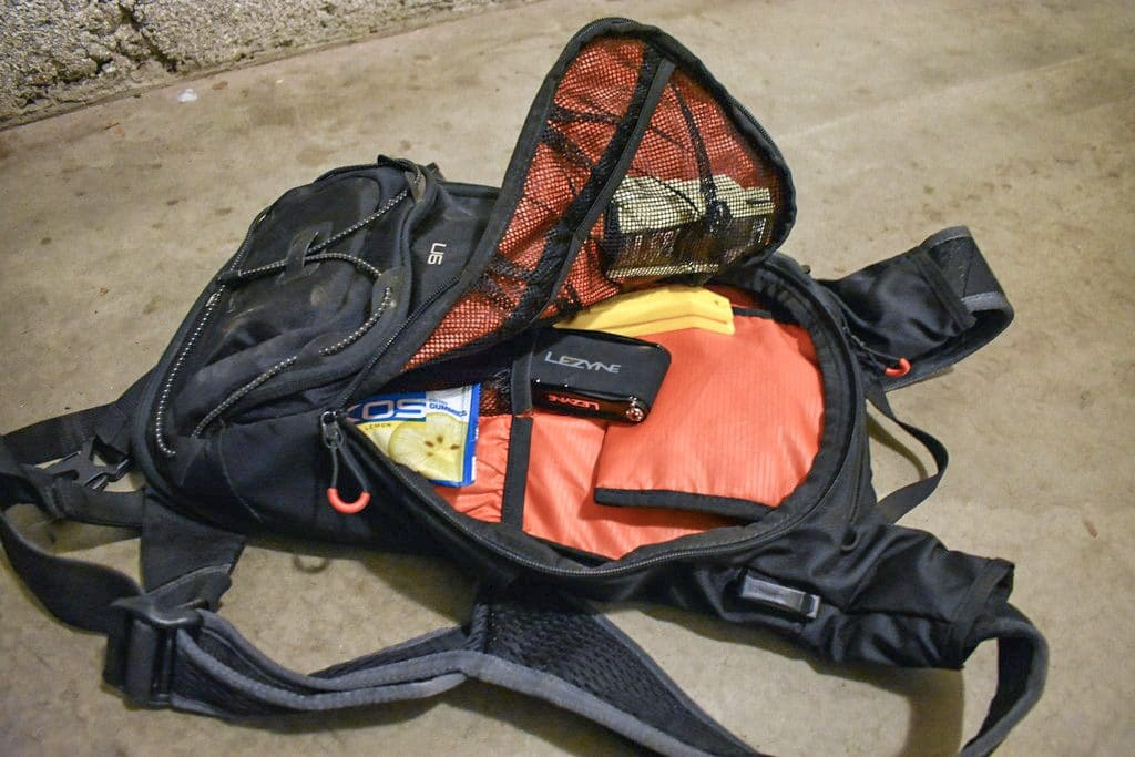 Mountain Bike Pack Essentials | #mountainbiking | scoutofmind.com