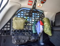 Rago Fabrication Modular Storage Panel 4Runner review accessory guide   scoutofmind.com