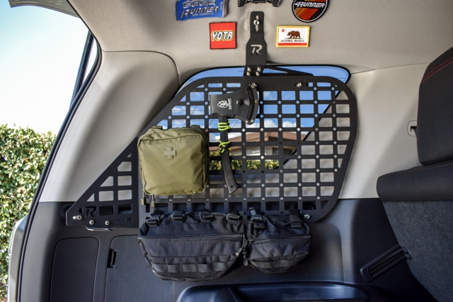 Rago Fabrication Modular Storage Panel 4Runner review accessory guide | scoutofmind.com