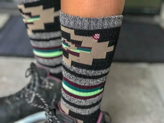 Hiking Socks | Stance Adventure Outdoor Socks review | scoutofmind.com