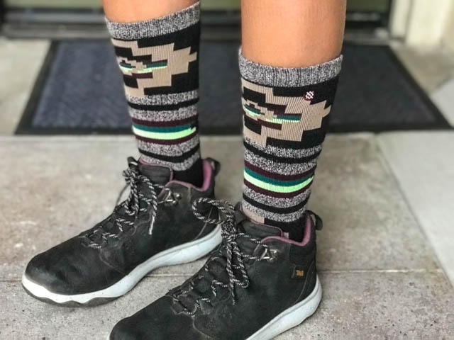 Hiking Socks | Stance Adventure Outdoor Hiking Socks review | scoutofmind.com