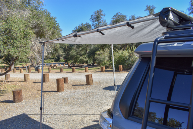 Yakima Slimshady Awning Review Scout Of Mind