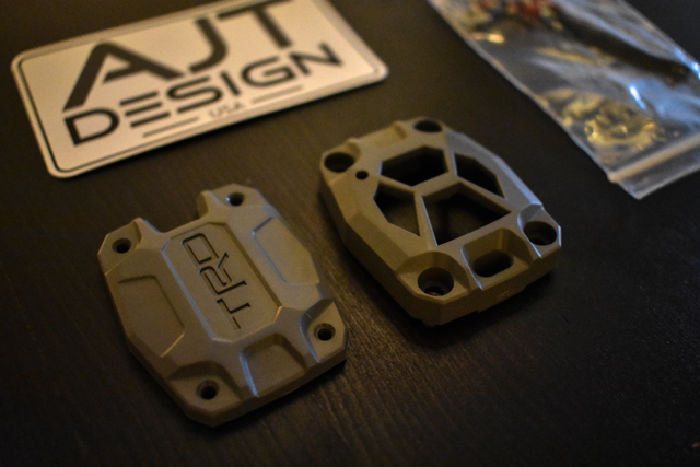 4runner upgraded key fob 5th gen AJT design | #scoutofmind