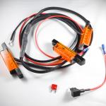 amber leAmber LED 4Runner d wiring harness toyota 4runner grill