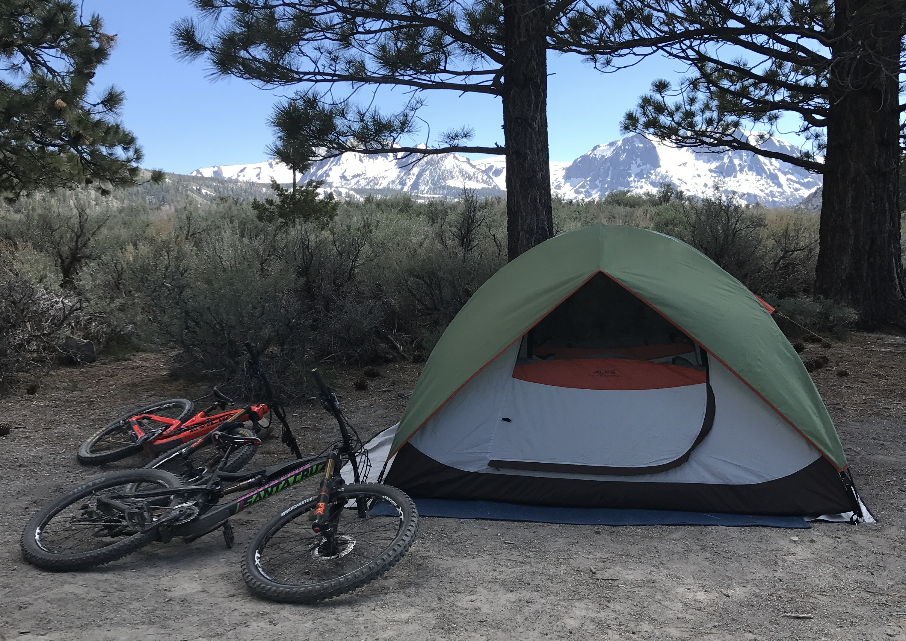 ALPS Mountaineering Meramac Tent Review