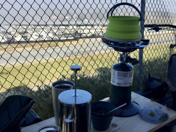 Sea to Summit X-Kettle Backpacking Pot Review